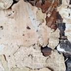 Fragment av tapet i Selmas Kammare.