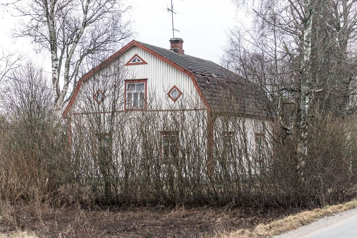 Det här vackra huset är till salu.