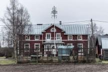 Välskött hus