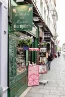 Berthilon ska ha bästa glassen i Paris.