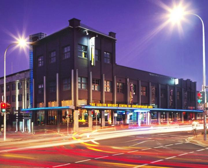 Brisbane Emerging Arts Festival call out