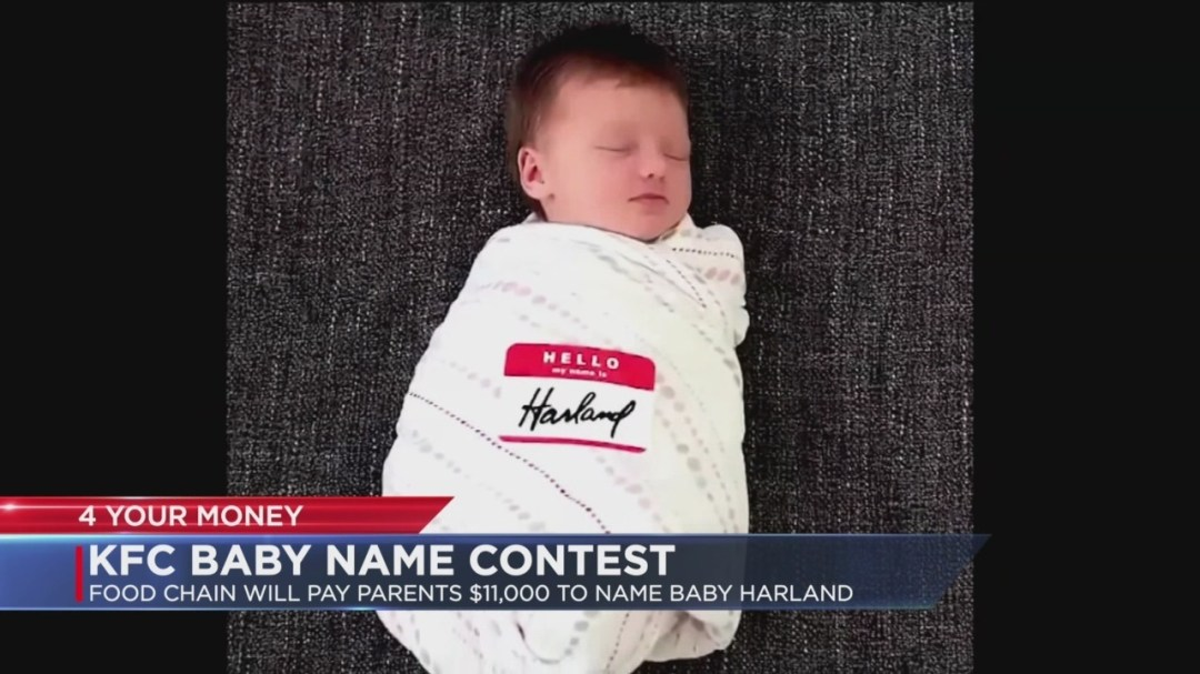 Image result for kfc name baby