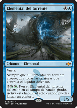Elemental del torrente