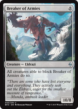 Breaker of Armies