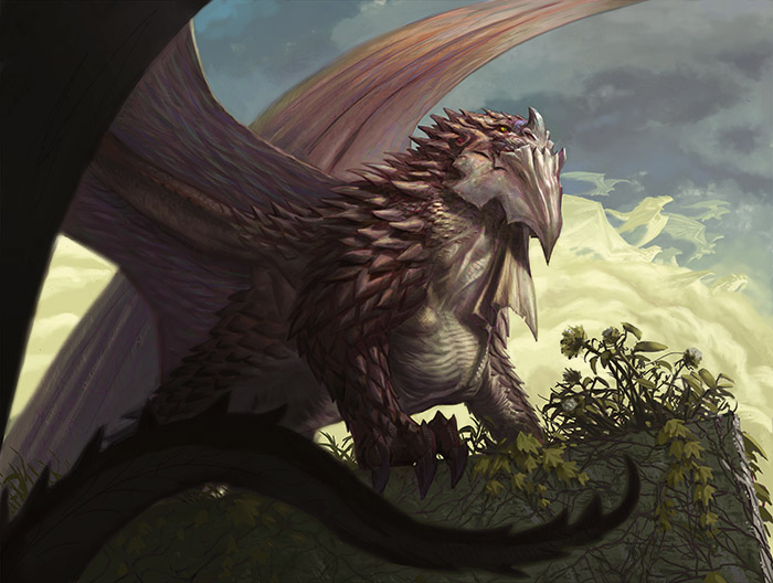 Image result for dragonlord dromoka