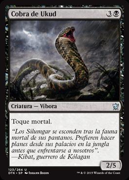 Cobra de Ukud
