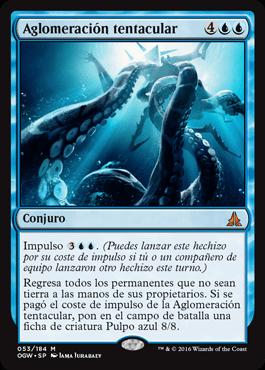Aglomeración tentacular