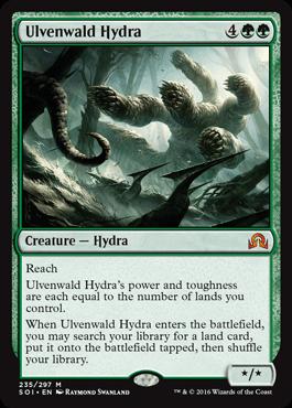 Ulvenwald Hydra