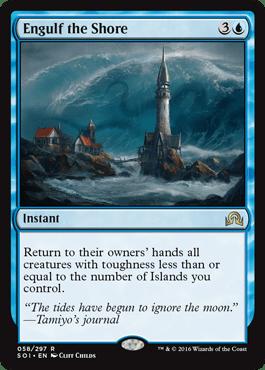 Engulf the Shore