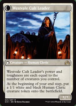 Westvale Cult Leader