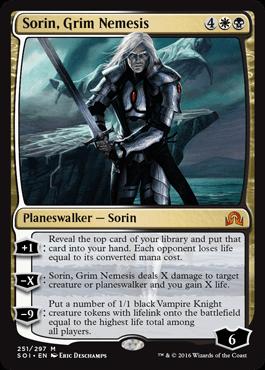 Sorin, Grim Nemesis