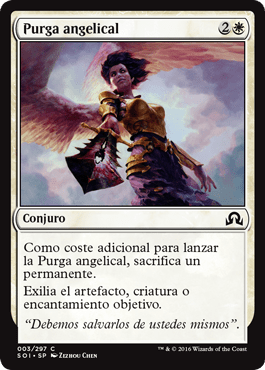 Purga angelical