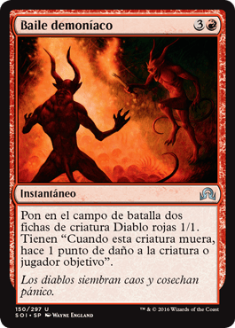 Baile demoníaco