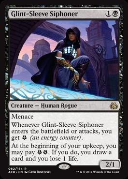 Glint-Sleeve Siphoner