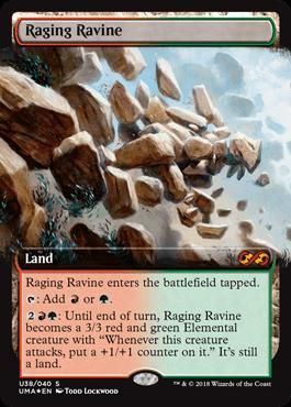 Raging Ravine Box Topper