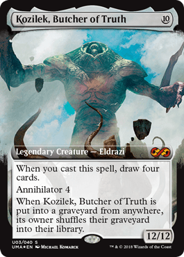 Kozilek, Butcher of Truth Box Topper