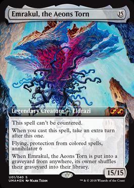 Emrakul, the Aeons Torn Box Topper