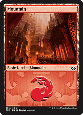 Rakdos Mountain