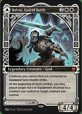 Showcase Arena Halvar, God of Battle
