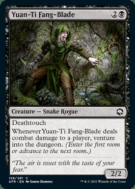 Yuan-Ti Fang-Blade
