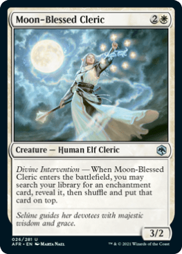 Moon-Blessed Cleric