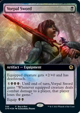 Buy-a-Box Vorpal Sword