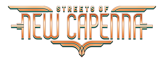 Streets of New Capenna logo