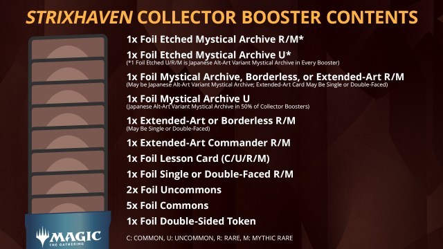 Collector Booster graphic