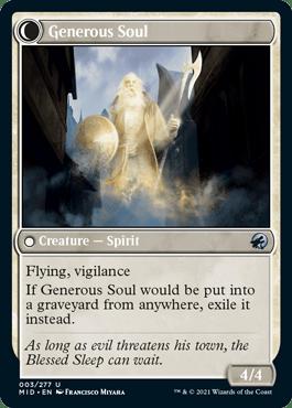 Generous Soul