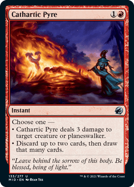 Cathartic Pyre