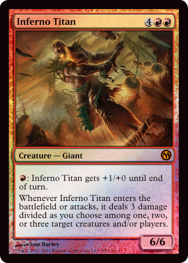 Duels Of The Planeswalkers 2012 Promo Cards MAGIC THE GATHERING
