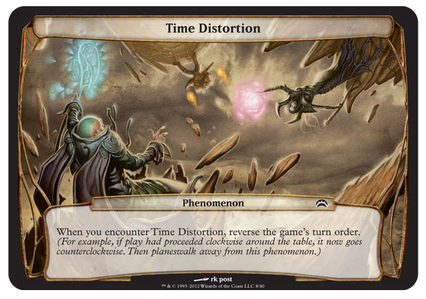 Time Distortion