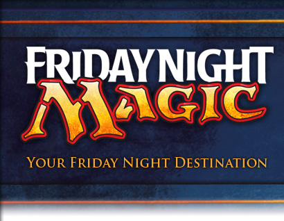 Friday Night Magic at Wonderland Comics in Putnam, CT