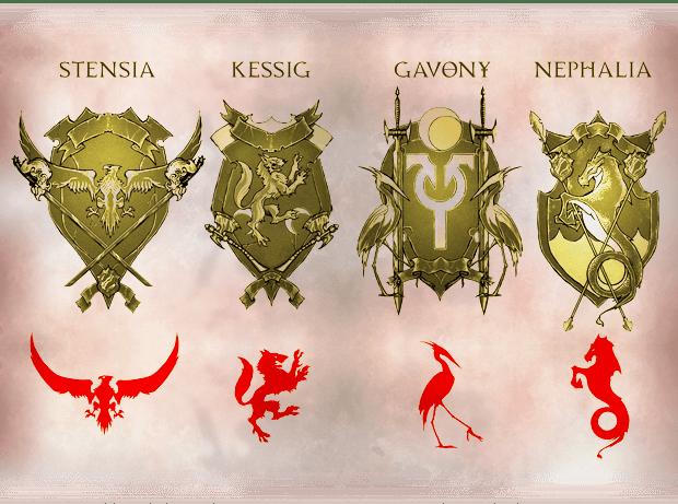 Las Cuatro provincias de Innistrad