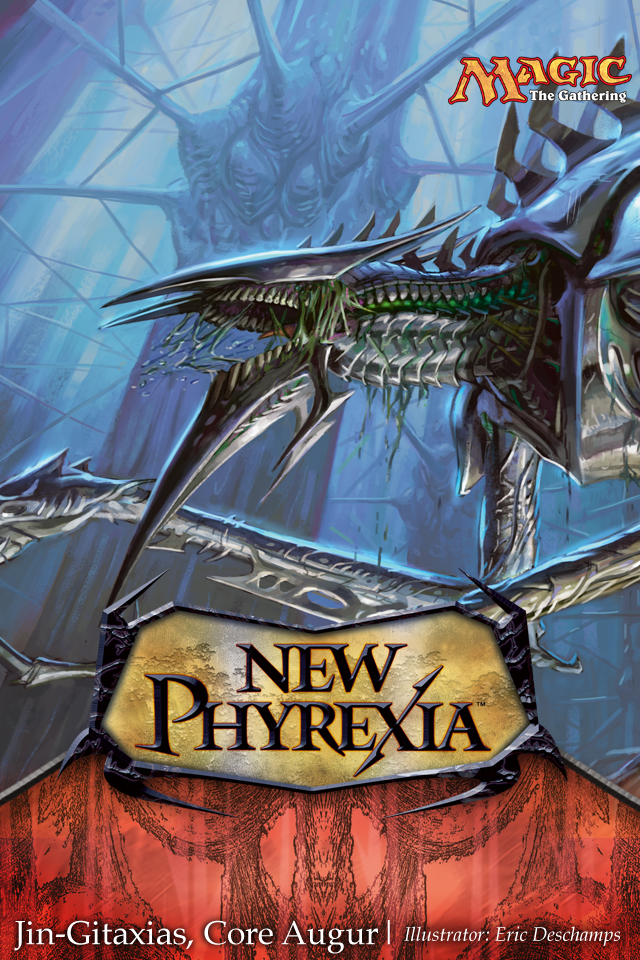 Magic Gathering Phyrexian