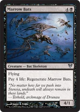 Marrow Bats