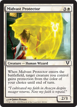 Midvast Protector