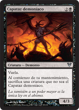 Capataz demoníaco