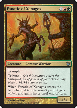Fanatic of Xenagos
