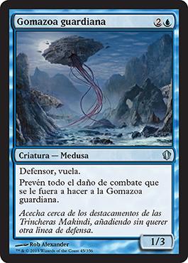 Gomazoa guardiana