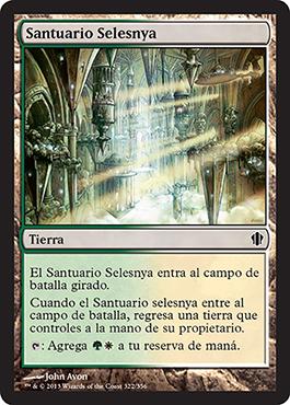 Santuario Selesnya