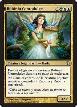 Rubinia Cantodulce