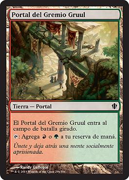 Portal del Gremio Gruul