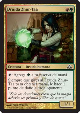 Druida Zhur-Taa