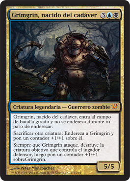 Grimgrin, Corpse-Born