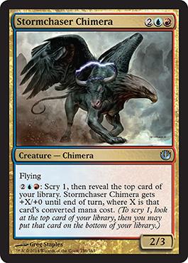 Stormchaser Chimera
