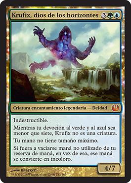 Krufix, dios de los horizontes