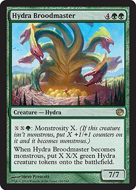 Hydra Broodmaster