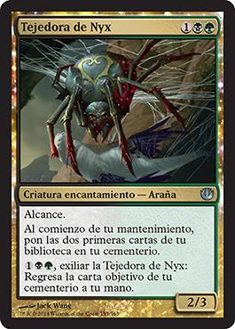Tejedora de Nyx