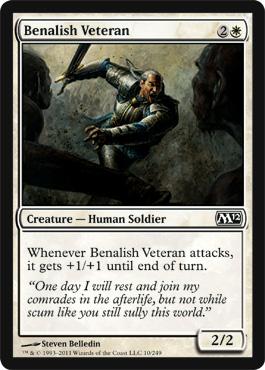 Benalish Veteran